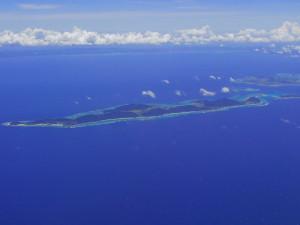 伊平屋島(Wikipediaより)