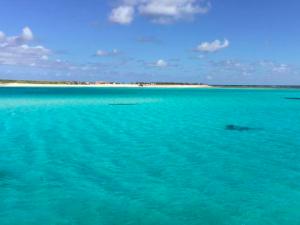 伊平屋島の海