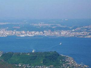 鹿児島港の写真