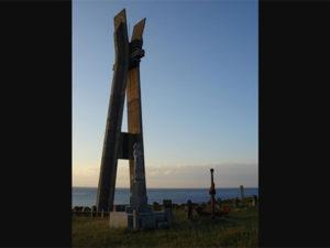 戦艦大和の慰霊塔